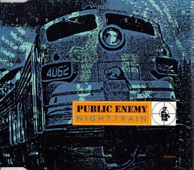 Public Enemy – Nighttrain (UK CDM) (1992) (FLAC + 320 kbps)
