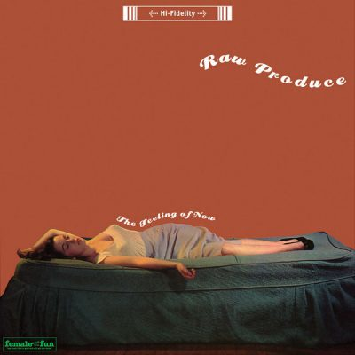 Raw Produce – The Feeling Of Now (Vinyl) (2004) (FLAC + 320 kbps)
