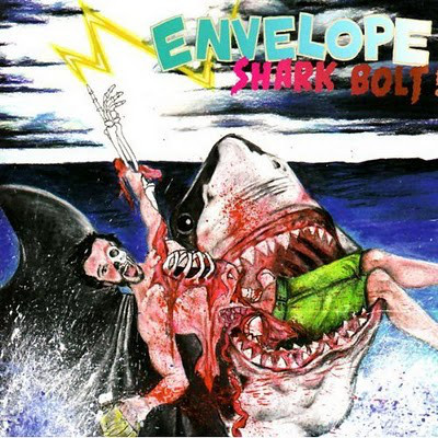 Envelope – Shark Bolt (CD) (2008) (FLAC + 320 kbps)