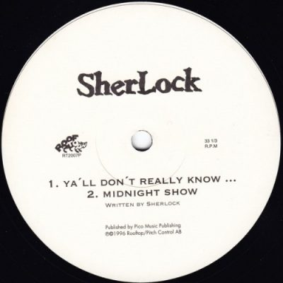 Sherlock – Y'all Don't Really Know… EP (Vinyl) (1996) (FLAC + 320 kbps)