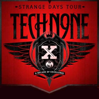 VA – Strange Days: Tour A Decade Of Excellence (CD) (2010) (FLAC + 320 kbps)