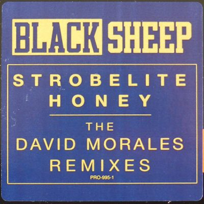 Black Sheep – Strobelite Honey (The David Morales Remixes) (VLS) (1992) (FLAC + 320 kbps)