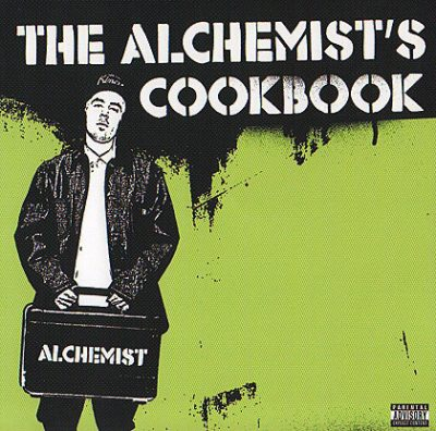 Alchemist – The Alchemist's Cookbook EP (CD) (2008) (FLAC + 320 kbps)