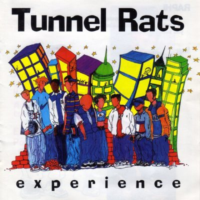 Tunnel Rats – Experience (CD) (1996) (FLAC + 320 kbps)