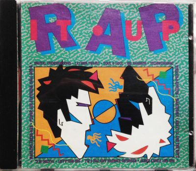 VA – Rap It Up (CD) (1990) (FLAC + 320 kbps)