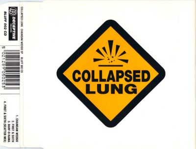 Collapsed Lung – Chainsaw Wedgie EP (CD) (1993) (FLAC + 320 kbps)