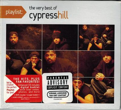Cypress Hill – Playlist: The Very Best Of (CD) (2011) (FLAC + 320 kbps)
