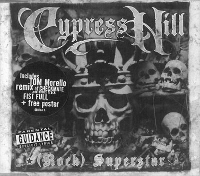 Cypress Hill – (Rock) Superstar (CDS) (2000) (FLAC + 320 kbps)
