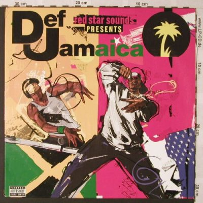 VA – Red Star Sounds Presents Def Jamaica (CD) (2003) (FLAC + 320 kbps)