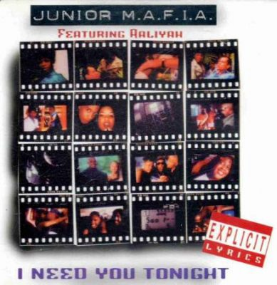 Junior M.A.F.I.A. – I Need You Tonight (CDM) (1995) (FLAC + 320 kbps)