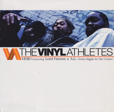 Muro – The Vinyl Athletes (VLS) (1999) (FLAC + 320 kbps)