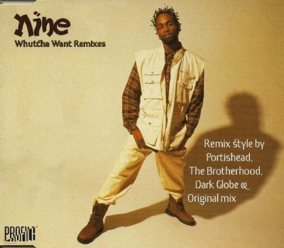 Nine – Whutcha Want (Remixes) (CDS) (1995) (FLAC + 320 kbps)