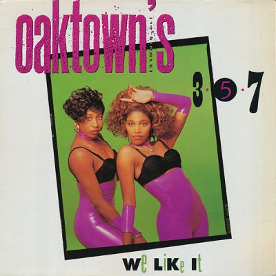 Oaktown's 3-5-7 – We Like It (VLS) (1990) (FLAC + 320 kbps)