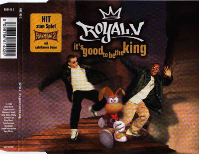 Royal.V – It's Good To Be The King (CDS) (1999) (FLAC + 320 kbps)