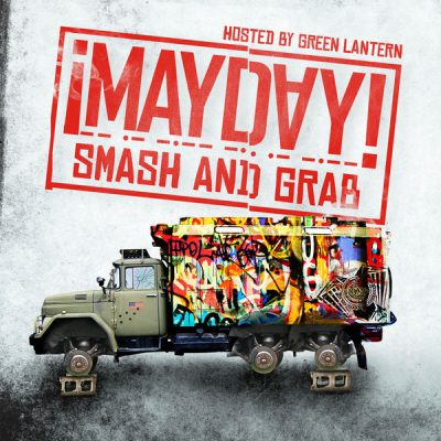 ¡Mayday! – Smash & Grab (CD) (2012) (FLAC + 320 kbps)