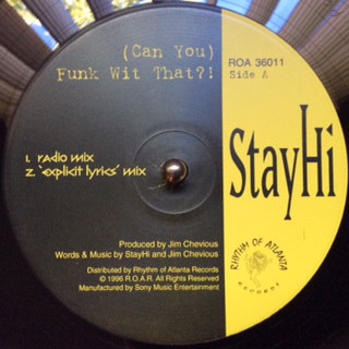 Stayhi – Funk Wit That (VLS) (1996) (FLAC + 320 kbps)