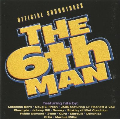 OST – The 6th Man (CD) (1997) (FLAC + 320 kbps)
