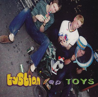 Tystion – E.P. Toys (CD) (1999) (FLAC + 320 kbps)