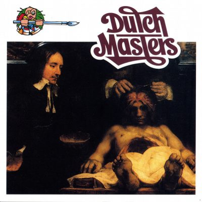 VA – Dutch Masters EP (CD) (1995) (320 kbps)