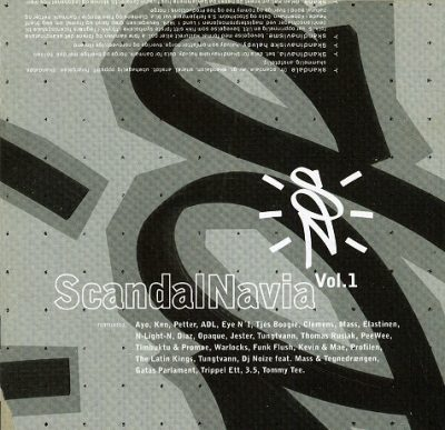 VA – Scandalnavia Vol. 1 (CD) (2000) (FLAC + 320 kbps)