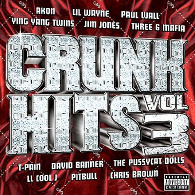 VA – Crunk Hits Vol. 3 (CD) (2007) (FLAC + 320 kbps)