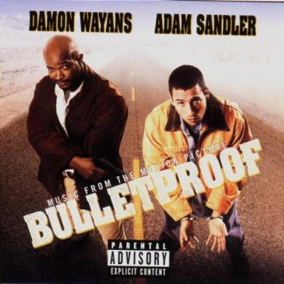OST – Bulletproof (CD) (1996) (FLAC + 320 kbps)
