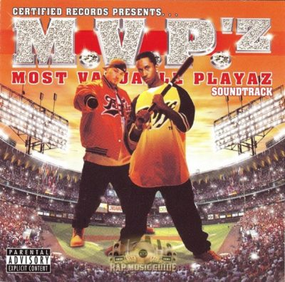 OST – M.V.P.'z Most Valuable Playaz (CD) (2000) (FLAC + 320 kbps)