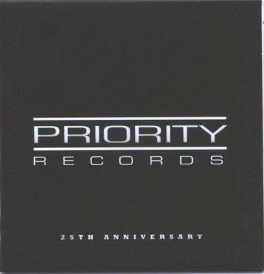 VA – Priority Records 25th Aniversary (CD) (2009) (FLAC + 320 kbps)