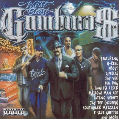 VA – West Coast Gambinos (CD) (1999) (FLAC + 320 kbps)