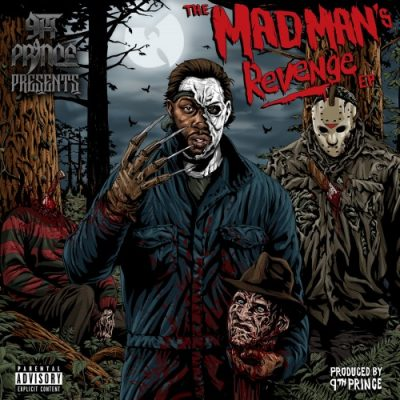 9th Prince – The Madman's Revenge EP (CD) (2018) (FLAC + 320 kbps)