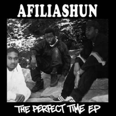 Afiliashun – The Perfect Time EP (CD) (1997-2017) (FLAC + 320 kbps)