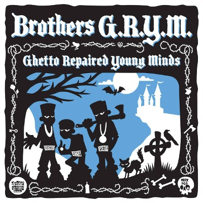 Brothers G.R.Y.M. – Ghetto Repaired Young Minds EP (Vinyl) (2017) (FLAC + 320 kbps)
