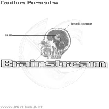 Canibus ‎- The Brainstream (CD) (2003) (FLAC + 320 kbps)