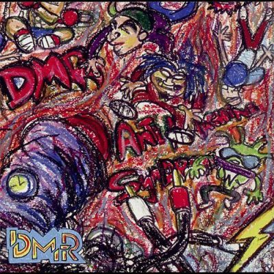 DMR – Anti-Machine Syndome (CD) (2004) (FLAC + 320 kbps)