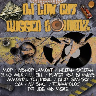 DJ Low Cut – Rugged Soundz (WEB) (2008) (FLAC + 320 kbps)