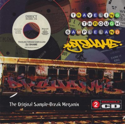 DJ Shame – Traveling Through Sampleland (2xCD) (1993-2002) (FLAC + 320 kbps)