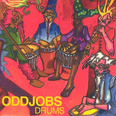 Oddjobs – Drums (CD) (2002) (FLAC + 320 kbps)