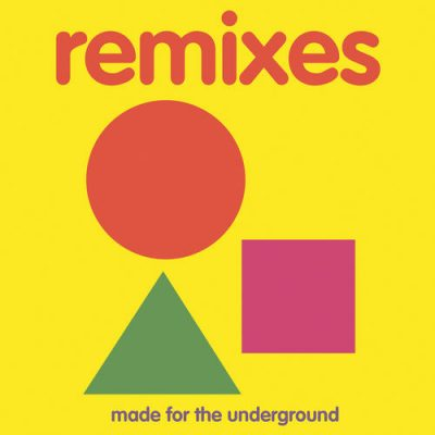 Jazz Spastiks & Penpals – Remixes: Made For The Underground (WEB) (2018) (320 kbps)