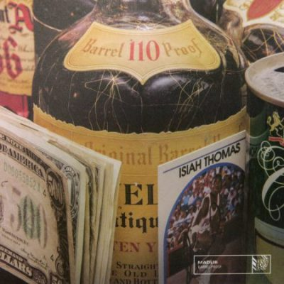 Madlib ‎- Barrel Proof / 10 Summers Old (VLS) (2017) (FLAC + 320 kbps)