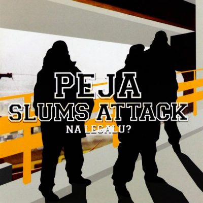 Peja / Slums Attack – Na Legalu? (CD) (2001) (FLAC + 320 kbps)