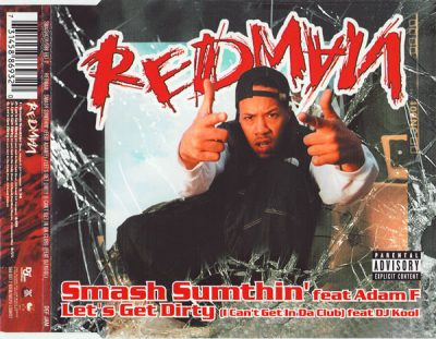 Redman – Smash Sumthin' / Let's Get Dirty (CDM) (2001) (FLAC + 320 kbps)
