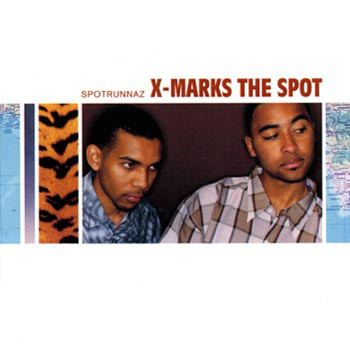 Spotrunnaz – X-Marks The Spot (CD) (2000) (FLAC + 320 kbps)
