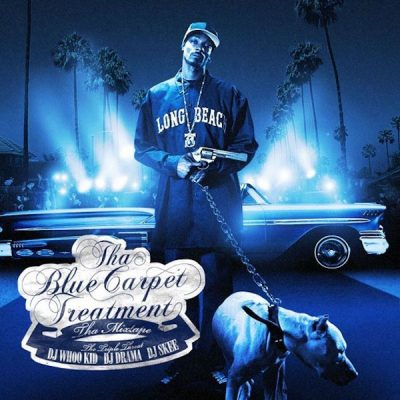 Snoop Dogg ‎- The Blue Carpet Treatment Mixtape (CD) (2007) (FLAC + 320 kbps)
