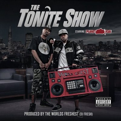 DJ Fresh & Planet Asia – The Tonite Show EP (WEB) (2015) (FLAC + 320 kbps)