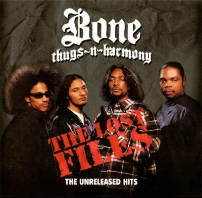 Bone Thugs-N-Harmony – The Lost Files: The Unreleased Hits (WEB) (2006) (320 kbps)