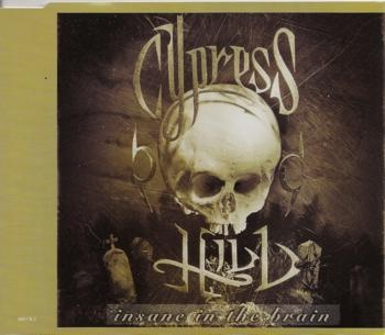 Cypress Hill – Insane In The Brain (UK CDS) (1993) (FLAC + 320 kbps)