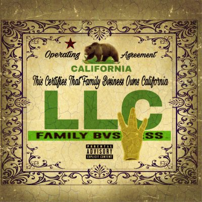 Family Bvsiness (KXNG Crooked & Horseshoe Gang) – LLC EP (WEB) (2018) (320 kbps)
