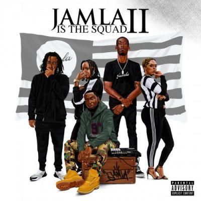 VA – 9th Wonder Presents: Jamla Is The Squad II (WEB) (2018) (320 kbps)