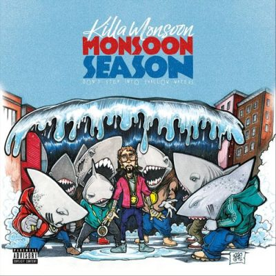 Killa Monsoon – Monsoon Season: Don't Step Into Shallow Waters (WEB) (2018) (320 kbps)
