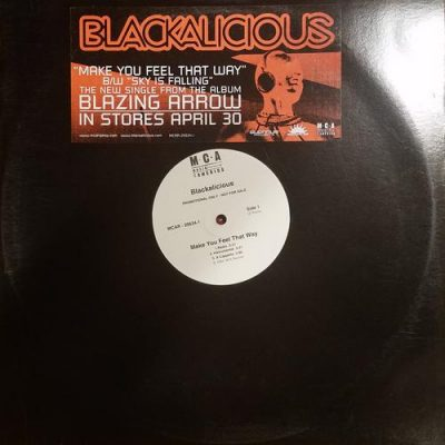 Blackalicious – Make You Feel That Way / Sky Is Falling (Promo VLS) (2002) (FLAC + 320 kbps)